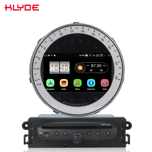 Mini Cooper 2006-2013 Android 10 Auto DVD-Player