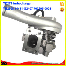 Tb2580 703605-5003s 703605-0001 703605-0002 14411-G2402 14411-G2405 Supercharger Turbolader Turbolader