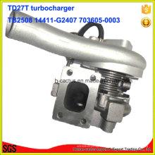 Tb2580 703605-5003s 703605-0001 703605-0002 14411-G2402 14411-G2405 Supercharger Turbocompresseurs Turbocompresseur