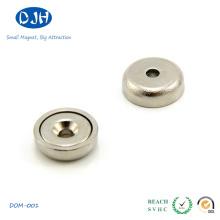 Piezas magnéticas de los soportes magnéticos de la puerta - imán