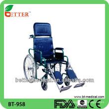 wheelchair/high back reclining wheelchair