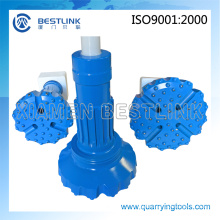 Manufacturer Big Hole DTH Hammer Drilling Bits Made in China