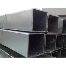Tuyau d'acier carré galvanisé à chaud supérieur