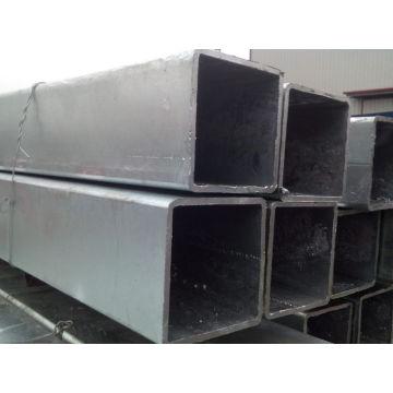 Tubo de aço quadrado galvanizado Hot-DIP superior