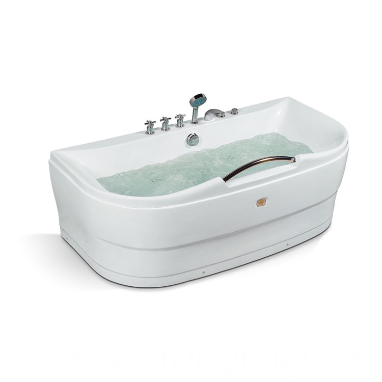 Rectangle Single Top Grade Quality Acrylic Bathtub