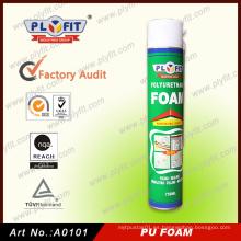 Precio de Faom de poliuretano de espuma PU