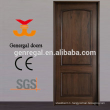 Two panel painted 100% inner solid wooden door