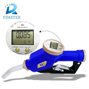 Finemeter electronic display water injection metering gun
