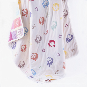 6 Schichten Muslin Pilz Decke Baby Handtuch