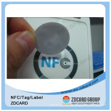 Nfc (наклейка Nfc, плакат / Nfc, ярлык / Nfc, / Nfc-тег