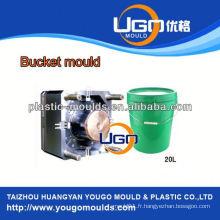 Fabrication de moule TUV Assesment / nouvelle machine de moulage par injection en plastique plastique en Chine