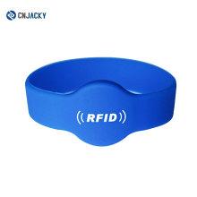 Watch Type RFID Wristband Hospital ID Bracelets/Fuzhou