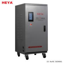 Full automatic 380v ac adjustable voltage stabilizer 3 phase power voltage regulator 15KVA