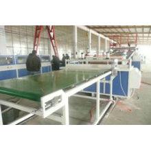 Linha de produção de placa de espuma livre PVC