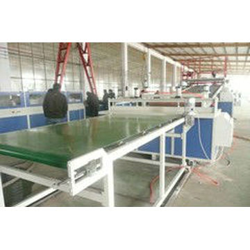 PVC-freie Schaum Board Produktionslinie