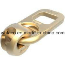 Embrayage / oeil d'anneau de levage en acier de béton préfabriqué de matériau de construction (32T)