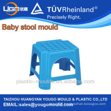 Plastic baby stool mould maker in China