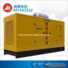 High Reputation Silent 250kw Weichai Diesel Power Generator
