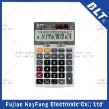 Calculatrice électronique de fonction fiscale à 12 chiffres pour la maison et le bureau (AX-120T)