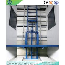 3.0t 8m Стационарный железнодорожный грузовой лифт Лифт грузовой лифт