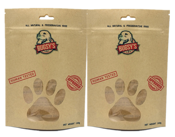 pet food kraft paper bag five