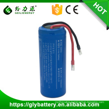 Rechargeable 3.7v li-ion batteries bulk 5000mah 26650 battery with Certification KC
