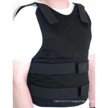NIJ niveau Iiia Bullet Proof Vest pour la défense