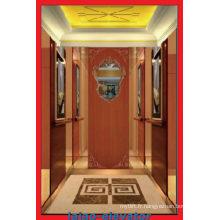 Porte d'ouverture latérale et dispositif de recharge automatique Passager Lift