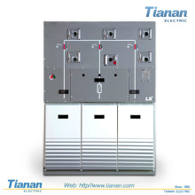 RMU 630 A, 24 kV Sekundärschaltgerät / Mittelspannung / SF6 Gasisoliert / Leistungsverteilung