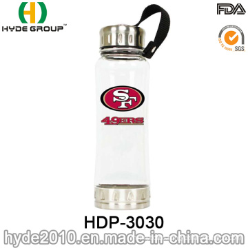 550ml Wholesale BPA Free Tritan Plastic Drinking Water Bottle (HDP-3030)