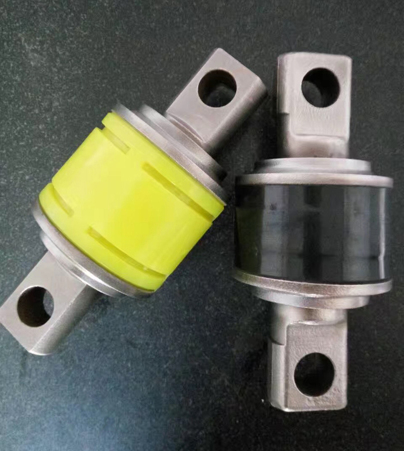 Pu Shanked Torque Rod Bushing