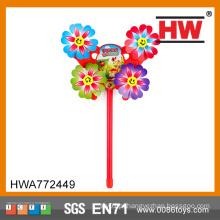 Brinquedos baratos moinho de vento de plástico novo da China