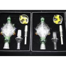Collecteur Nectar avec pointe en titane avec joint de 10, 14 et 18 mm