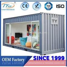 nueva casa prefabricada de contenedores de diseño personalizado