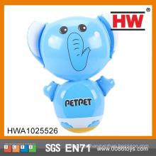 Juguete divertido para los cabritos Elefante inflable grande de la cabeza para la venta