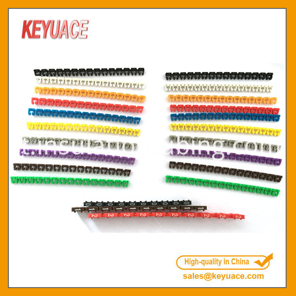 M Type For Cable Markers