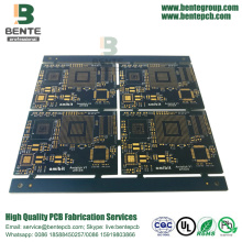 8-layers Multilayer PCB FR4 Tg170 ENIG 3U