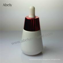 Brand Unisex Oil Bottles of White Opal Glass