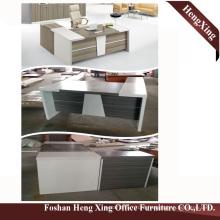 Hx-Et14010 1.8 Meter Grey L Shape MFC Manager Office Desk