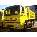 Stock! ! Sinotruk 19m3 Dumper 10 Wheels HOWO Truck 6X4