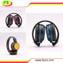 Fábrica de auscultadores / auscultadores sem fios Bluetooth, auscultadores estéreo Bluetooth sem fios