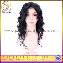 Дешевые Онлайн Магазин Детская Линия Волос Девственницы Европейские Человеческие Волосы Парики