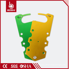 OEM hasp lock with 7 Holes BD-K53, BRADY MASTER lockout tagout for Industrial-grade using
