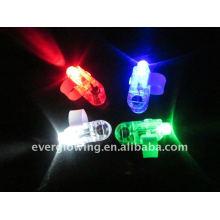 flash led finger beams