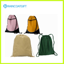 Promotional Polyester Drawstring Backpack RGB-151