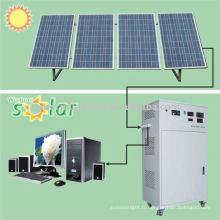 Systèmes d'énergie solaire de CE chaud-vente pour generator(JR-GD720W) famille, solaire
