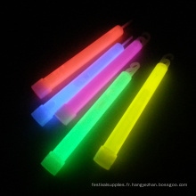 bâtons de lumière de noël