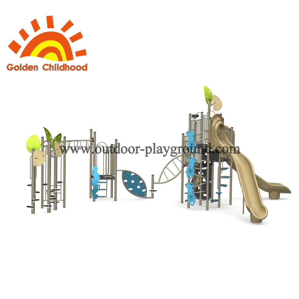 Exercise Fit Facility Playground