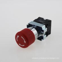 Кнопка Lay5-BS444 Грибовидной головкой кнопочный переключатель
