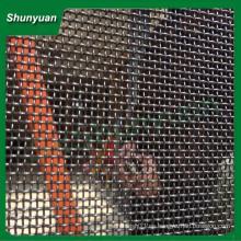 Pantalla de insectos 304 de acero inoxidable ss 304 tamiz de mallas para puertas de aluminio